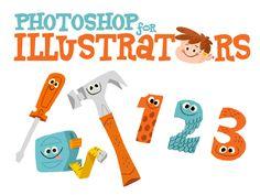 Photoshop for Illustrators by Matt Kaufenberg