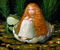 Victor Nizovtsev and his wonderful fairy tale art