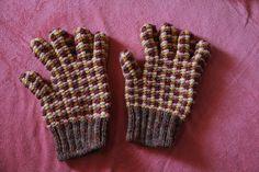 rękawiczki damskie - WESOŁE