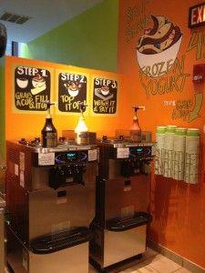 7 Self-Serve Fro-Yo Spots in Boston Fro Yo, Health And Wellness Center, Yogurt Shop, Self Serve, In Boston, Bar, Liquor Cabinet, Innovation, Juice