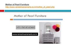 Mother of Pearl Furniture Dressing Table Furniture Dressing Table, Royal Furniture, Pearls, Beading, Beads, Pearl Beads, Pearl, Gemstones