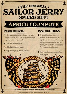 I have made a similar recipe using re-hydrated dried apricots. If you use dried in this one I recommend re-hydrating them in some of the rum.