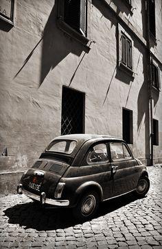 Fiat Nuova Cinquecento. Roma | by Motorsport in Pictures