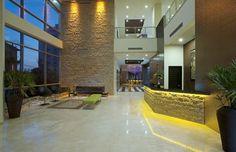 Lobby Hotel Sonesta Barranquilla #methodcandles #firstimpressions