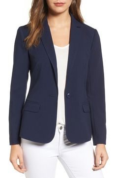 cupcakes and cashmere Cade Blazer available at #Nordstrom