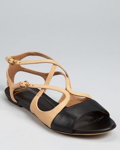 Moschino Cheap and Chic Sandals - Musa Flat  PRICE: $495.00