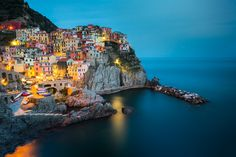 Vernazza, Italy | Discovered from Dream Afar New Tab
