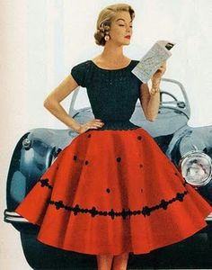 1950s - classic beauty!