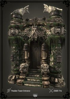 The Art of Brian Trochim - Environment Artist