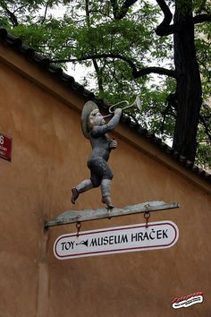 #TOY_MUSEUM_in_Prague #Czech_Republic #Travel #Holiday #Vacation