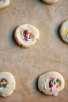 A CUP OF JO: Butter Cookies (with just three ingredients)