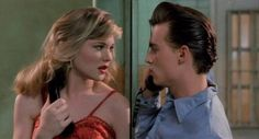Cry Baby - absolutely looooooove this movie! If you haven't seen it and you like musicals, stupid humor, and musicals that make fun of musicals, you must watch it immediately!
