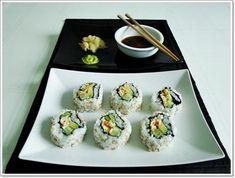 Rezept: Sushi: California Rolls - selber machen Bild Nr. 225