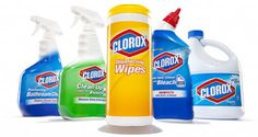 New #Coupon ~ Save $1.00/2 Clorox Brand Products