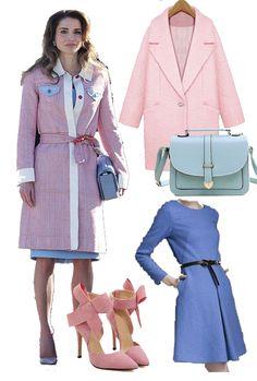 Get the looks: Rania de Jordania - Mi Vestido Azul  Fashion and Lifestyle Blog   By Lourdes BuesoMi Vestido Azul  Fashion and Lifestyle Blog   By Lourdes Bueso