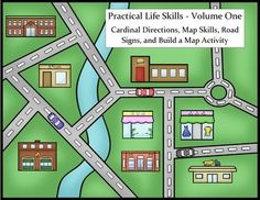 practical life skills volume one cardinal directions ma