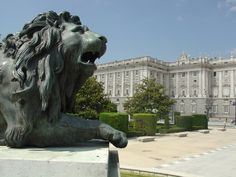 """The Royal Palace of Madrid is the official residence of the Kings of Spain, although King Juan Carlos and the Royal Family currently live outside the city, in the Palacio de la Zarzuela. Nowadays the Royal Palace is used only for official state events.    Built from a from a 9th Century fortress, it was established as the largest palace in Europe. Its Art Gallery, Plaza East, Armory Square, the Campo del Moro Gardens and Sabatini Gardens, make of it a """"must see """" for all who pass through…"""