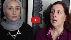 Kendall is a Muslim convert.   Her mom (a non-Muslim) is very supportive.   The two of them answer questions from viewers.
