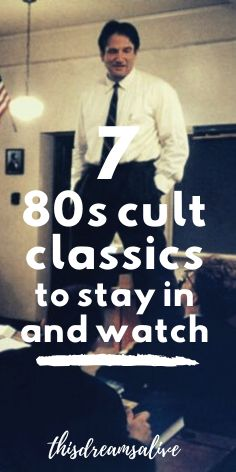 7 80s cult classics to stay in and watch