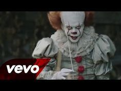 "Pennywise singing with ""Havana"" instrumental - YouTube"