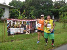 Kauai Marathon and Koloa Rum