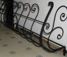 S.C. FLY - FOX S.R.L. - Modele balustrade, scari si balcoane din fier forjat - Model: 77BSB218 - Confecţionăm la comandă porţi, garduri, balustrade, scări. ...