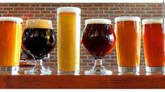 8 best beer towns in America: Portland, San Francisco, San Diego, Boston, Denver, Philadelphia, Bend, OR and Asheville, NC. #beer #travel
