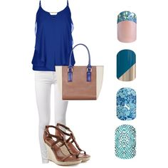 Summer outing by jessicajeanhanna on Polyvore featuring polyvore, fashion, style, rag & bone, Burberry and BCBGMAXAZRIA