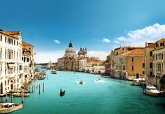 Visit Venice the city built on water
