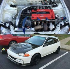 Honda civic eg turbo