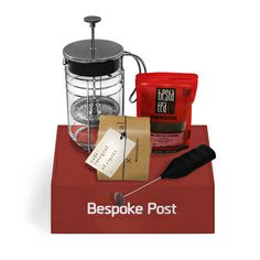 """Bespoke Post. I don't know what you're looking for in Birchbox, but this always seems to be a really good option. You get 3 options and a chance to opt out a month if it isn't """"awesome."""""""