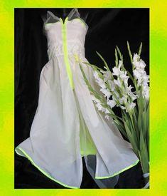 Packya wedding dress neon www. Neon Dresses, One Shoulder Wedding Dress, Wedding Dresses, Fashion, Bride Dresses, Moda, Bridal Gowns, Fashion Styles, Weeding Dresses
