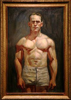 [Bruce Sargeant (1898-1938)] Harold Broadsteam