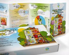 """Projet """"Energie Durable pour Tous""""™.Ecology Box ®. © Azzura Lights - Tous Droits réservés."""