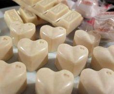 Rezept Kokos-Küsschen - Pralinen von Schirmle - Rezept der Kategorie Desserts