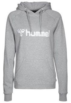 5221ff44 Bestill Hummel Hoodie - grå for kr 449,00 (07.11.14) med