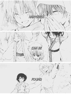 """Happiness can be found even in the darkest times if one remembers to turn on the light."" Akatsuki no Yona / Yona of the dawn anime and manga 