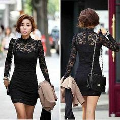 need a long sleeve lace mini.yes