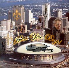 new orleans | New Orleans Saints, l'équipe de Foot américain champion 2010