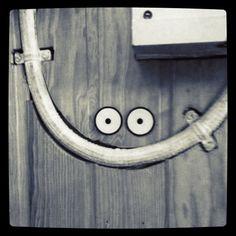 Una buena sonrisa.