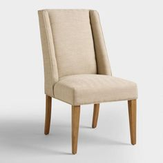 * Khaki Herringbone Lawford Dining Chairs - Another Color option, but wouldn't go well with Repose Gray.