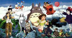 Collección: Todas las Películas de Estudios Ghibli Full HD Latino 1080p - Recursos Gfx