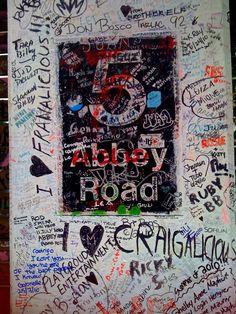 Abbey Road, London, England.  (LW35-3)