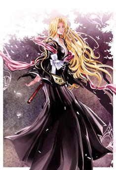 rangiku matsumoto new look Bleach Manga, Bleach Fanart, Rangiku Matsumoto, Clorox Bleach, Little Doodles, Shinigami, Anime Comics, Anime Characters, Manga Anime