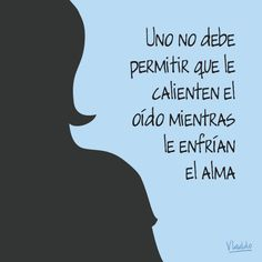 Aleida Life Thoughts, Thoughts And Feelings, Great Quotes, Funny Quotes, Life Philosophy, More Than Words, Feeling Loved, Spanish Quotes, Powerful Words