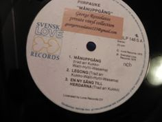 PIIRPAUKE-PIIRPAUKE (DEBUT LP BY THESE FINNISH ETHNIC PROG TRAILBLAZERS) ORIGINAL ON LOVE