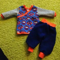 Partly upcycled outfit / Zum Teil upgecyclete Kombi