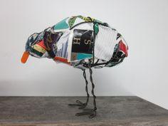 Trash Bird Two. $60.00, via Etsy.