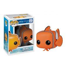 Adorable figurine POP! de chez Funko représentant le plus connu des poissons Clown de l'univers Disney-Pixar : Nemo !