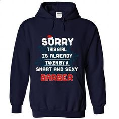 I LOVE MY Barber - #cute hoodies #hooded sweatshirt. SIMILAR ITEMS => https://www.sunfrog.com/Funny/I-LOVE-MY-Barber-5786-NavyBlue-Hoodie.html?60505